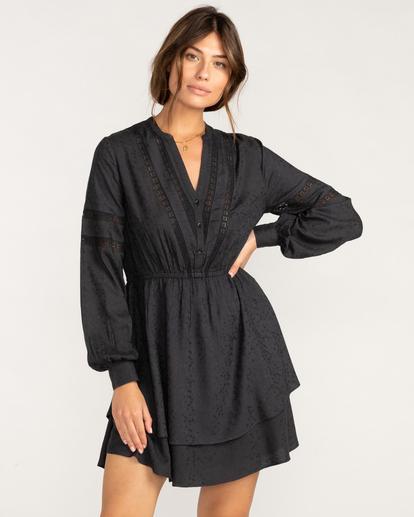 3 Blue Song Mini Dress Black ABJWD00411 Billabong