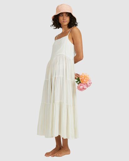 6 Tropic Haze Maxi Dress Grey ABJWD00416 Billabong