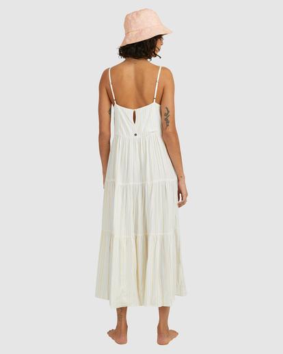 3 Tropic Haze Maxi Dress Grey ABJWD00416 Billabong