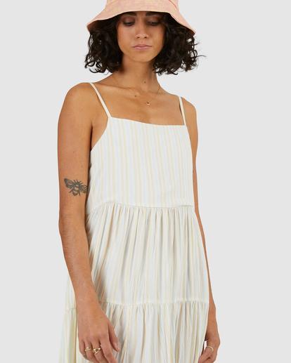 5 Tropic Haze Maxi Dress Grey ABJWD00416 Billabong