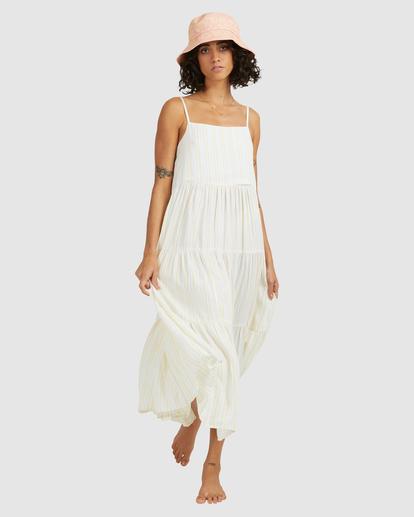 4 Tropic Haze Maxi Dress Grey ABJWD00416 Billabong