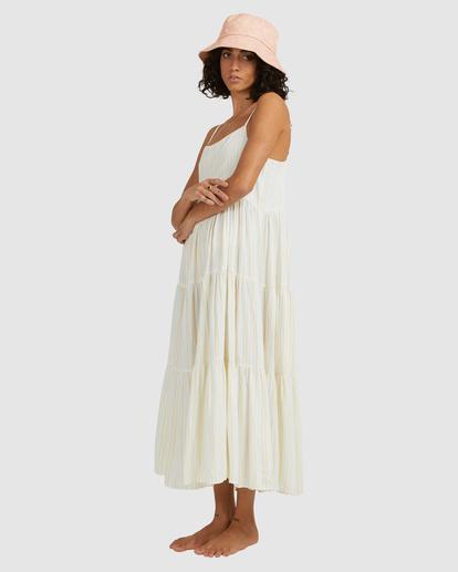 2 Tropic Haze Maxi Dress Grey ABJWD00416 Billabong