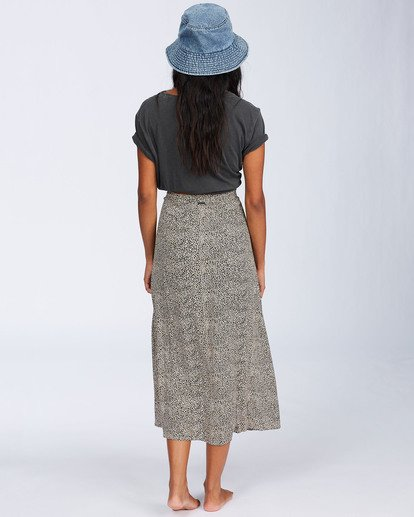 3 Flirty Daze Skirt Brown ABJWK00104 Billabong