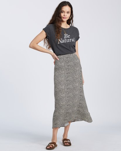 1 Flirty Daze Skirt Brown ABJWK00104 Billabong