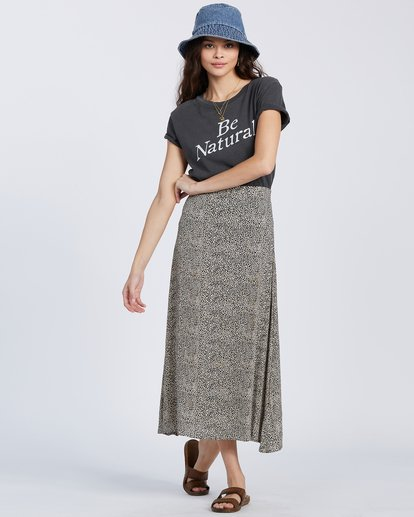 4 Flirty Daze Skirt Brown ABJWK00104 Billabong