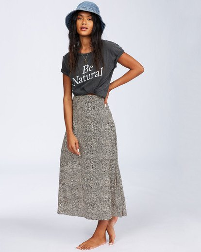 2 Flirty Daze Skirt Brown ABJWK00104 Billabong