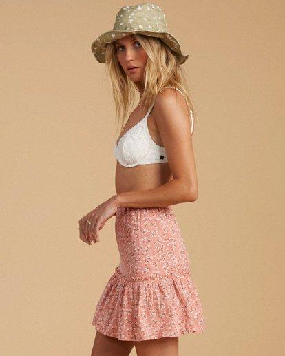 2 Salty Blonde Upside Skirt Black ABJWK00112 Billabong