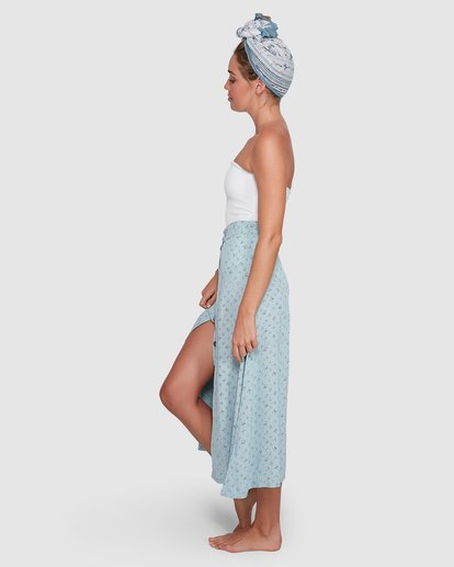 1 Sea Mist Skirt Blue ABJWK00127 Billabong
