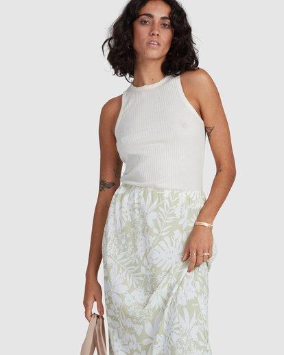 4 Honey Dew Skirt Green ABJWK00134 Billabong