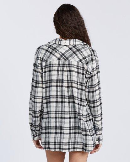 2 East Light Shirt Black ABJWT00117 Billabong