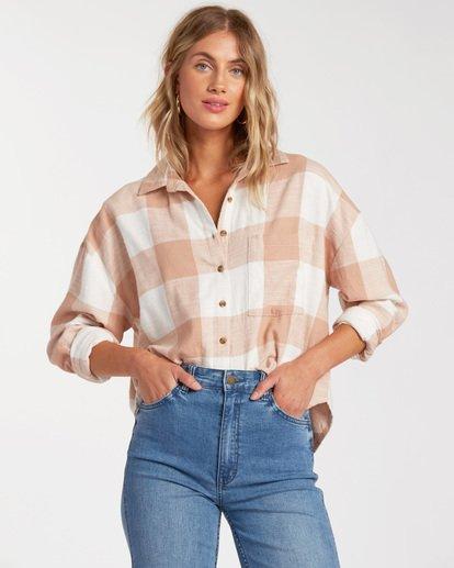 0 Freebird Flannel Shirt Multicolor ABJWT00154 Billabong