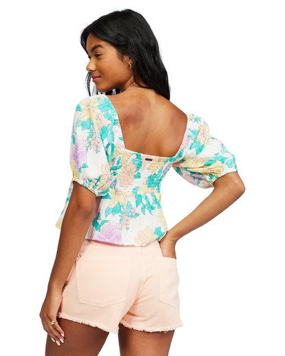 2 In Your Dreams Top White ABJWT00182 Billabong