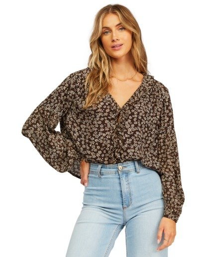 0 Meant To Be Top Black ABJWT00199 Billabong