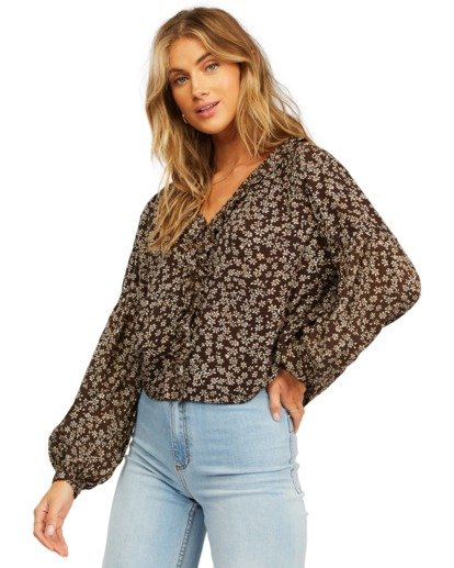 1 Meant To Be Top Black ABJWT00199 Billabong