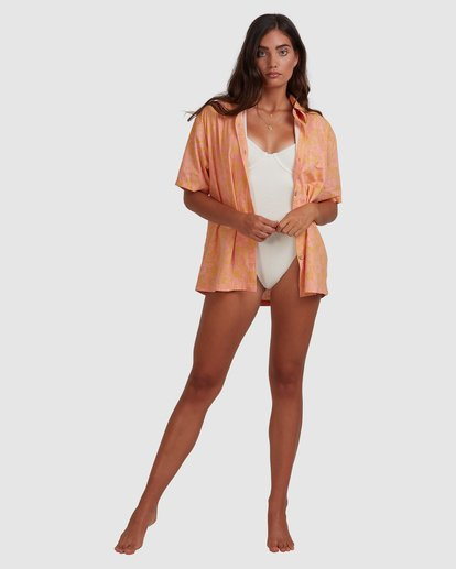 5 Summer Sun Top Orange ABJWT00235 Billabong