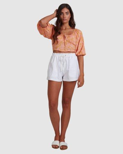 6 Summer Sun Top Orange ABJWT00245 Billabong