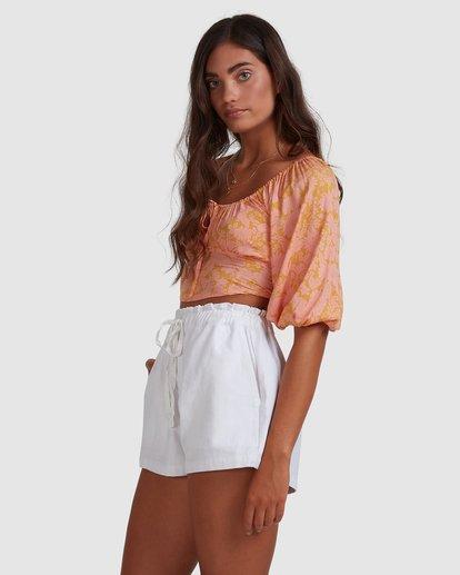 2 Summer Sun Top Orange ABJWT00245 Billabong