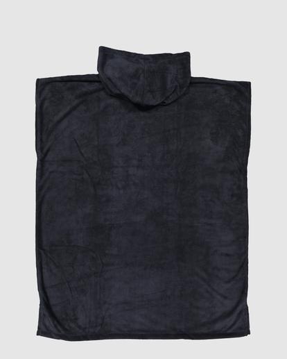 6 Billabong Hoodie Changing Towel Black ABJWW00105 Billabong