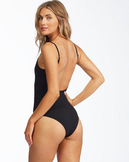 2 Sol Searcher One-Piece Swimsuit Black ABJX100106 Billabong