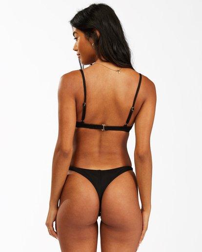 2 Sol Searcher Underwire Bikini Top Black ABJX300133 Billabong