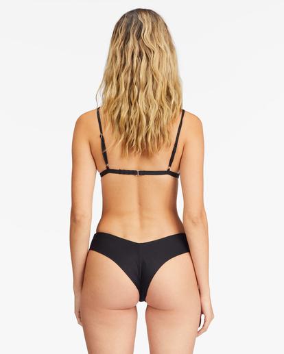 3 Sol Searcher Ceci Triangle Bikini Top Black ABJX300134 Billabong