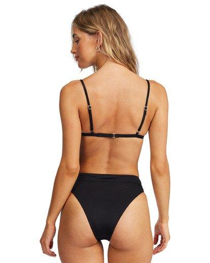 5 Sol Searcher Ceci Triangle Bikini Top Black ABJX300134 Billabong
