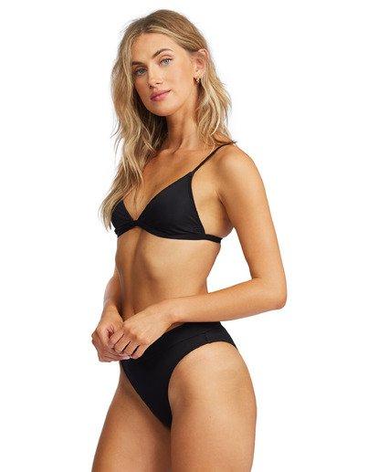 2 Sol Searcher Ceci Triangle Bikini Top Black ABJX300134 Billabong