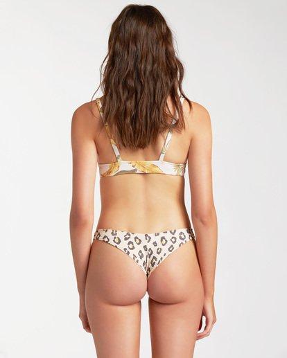 2 Sweet Sands Triangle Reversible Bikini Top Grey ABJX300171 Billabong