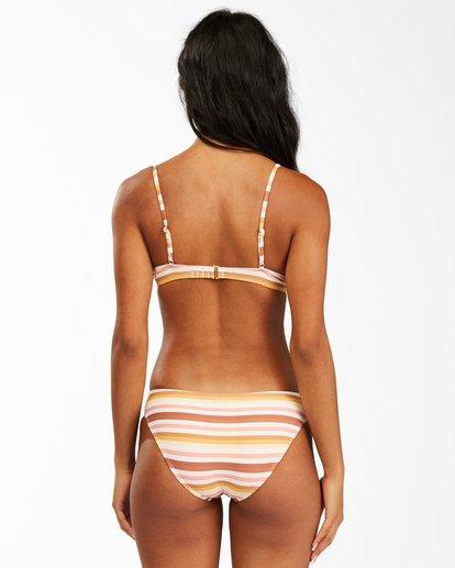 3 Ray Of Gold Underwire Bikini Top Grey ABJX300194 Billabong