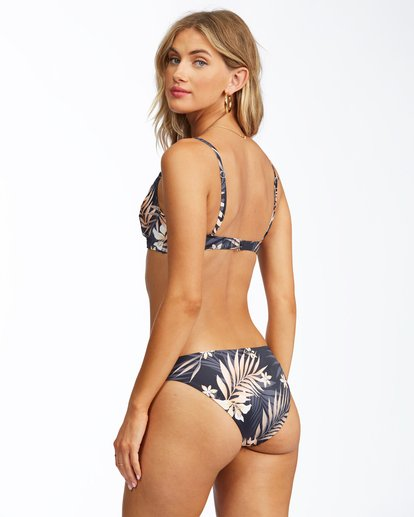 3 Safari Nights Underwire Bikini Top Black ABJX300298 Billabong