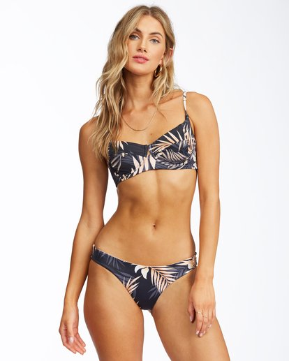 1 Safari Nights Underwire Bikini Top Black ABJX300298 Billabong