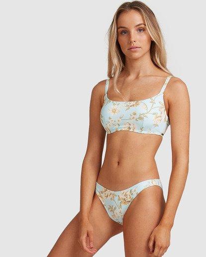 0 Laguna Mia D/DD Bralette Bikini Top Blue ABJX300337 Billabong