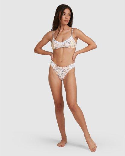 5 This Gypsy Gigi Bralette Bikini Top Pink ABJX300346 Billabong