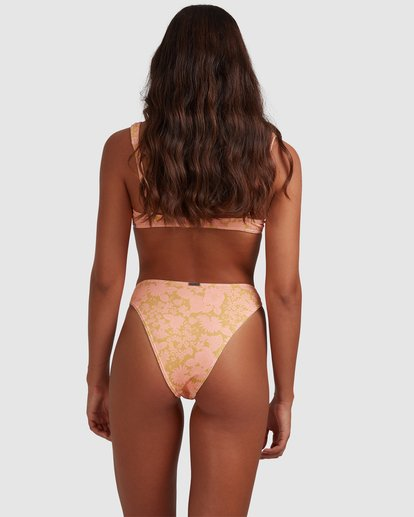 1 Summer Sun Havana Bikini Bottom Orange ABJX300396 Billabong