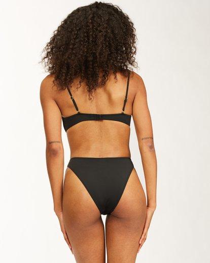 2 Sol Searcher Underwire Bikini Top Black ABJX300401 Billabong