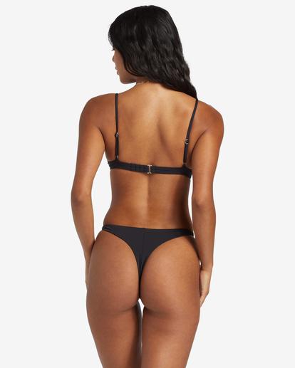 2 Sol Searcher Reese Underwire Bikini Top Black ABJX300469 Billabong