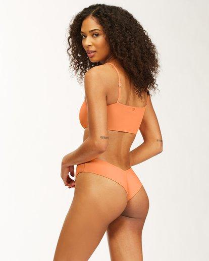 2 Sol Searcher Bandeau Bikini Top Multicolor ABJX300481 Billabong