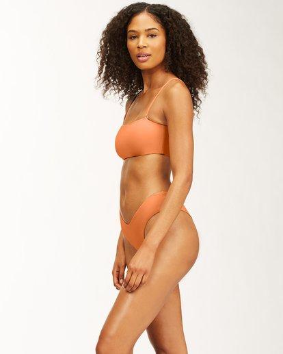 1 Sol Searcher Bandeau Bikini Top Multicolor ABJX300481 Billabong