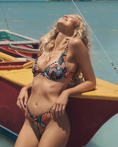 0 Somedaze Chloe Underwire Bra Bikini Top Black ABJX300498 Billabong