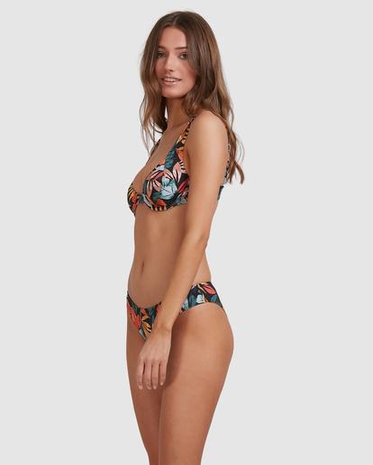 2 Somedaze Chloe Underwire Bra Bikini Top Black ABJX300498 Billabong