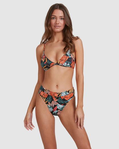 4 Somedaze Charlie Trilette Bikini Top Black ABJX300499 Billabong