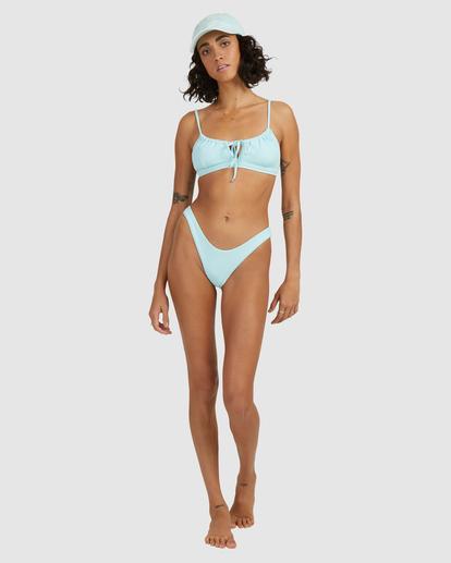 6 Sunrays Coco Bralette Bikini Top Blue ABJX300510 Billabong
