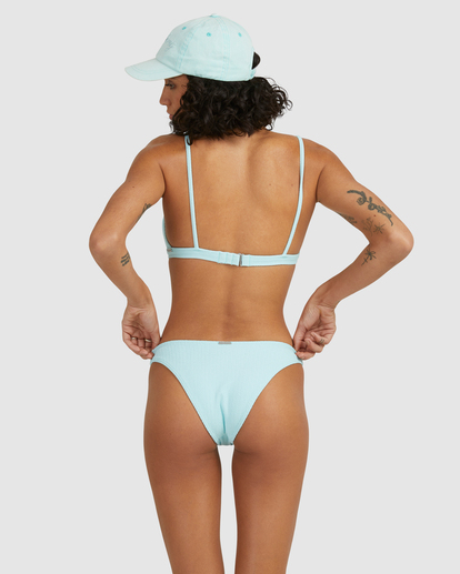 3 Sunrays Coco Bralette Bikini Top Blue ABJX300510 Billabong