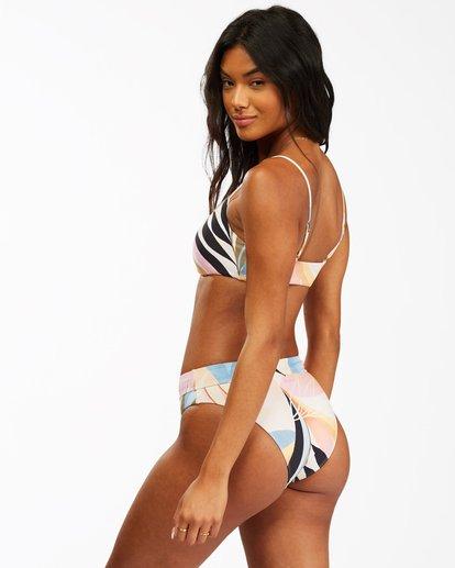 1 Last Rays Maui Rider Bikini Bottom Grey ABJX400102 Billabong