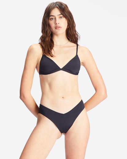 3 Sol Searcher Fiji Bikini Bottom Black ABJX400134 Billabong