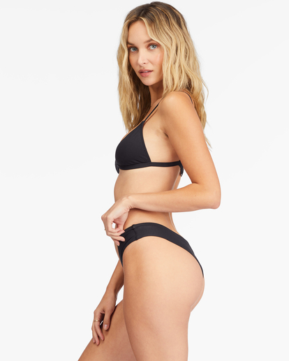 2 Sol Searcher Fiji Bikini Bottom Black ABJX400134 Billabong