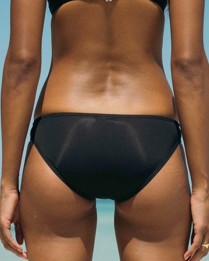 0 Sol Searcher Lowrider Bikini Bottom Black ABJX400135 Billabong