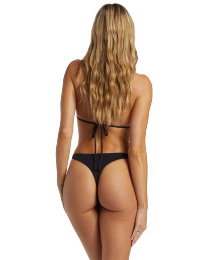 2 Sol Searcher Maya Bikini Bottom Black ABJX400138 Billabong