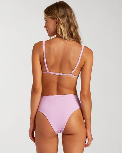 2 Tanlines High Maui Rider Bikini Bottom Multicolor ABJX400140 Billabong