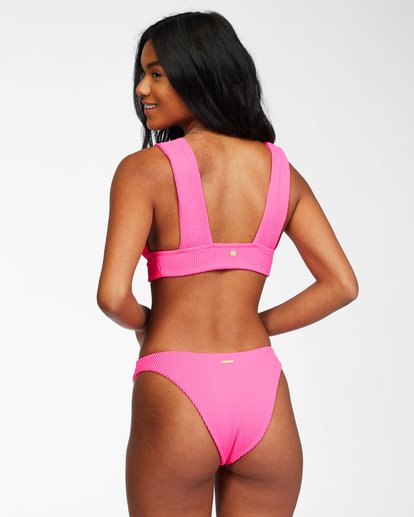 0 Summer High Hike Bikini Bottom Pink ABJX400213 Billabong